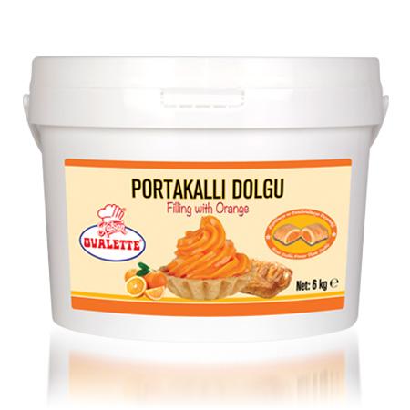 OVALETTE Portakallı Dolgu 6 Kg