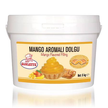 OVALETTE Mango  Dolgu 6 Kg