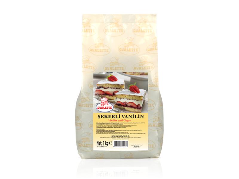 OVALETTE Şekerli Vanilin 1 Kg