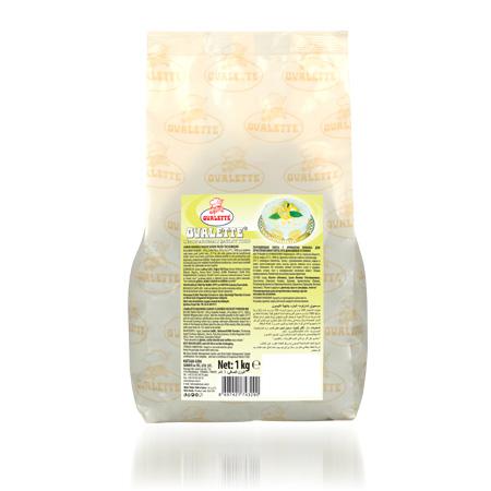 OVALETTE Limon Aromalı Şarlot Tozu 1 Kg
