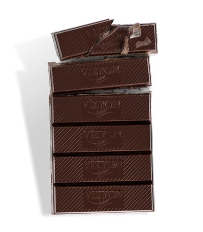 VİZYON Select %50 Bitter Kuvertür Çikolata 2.5KG