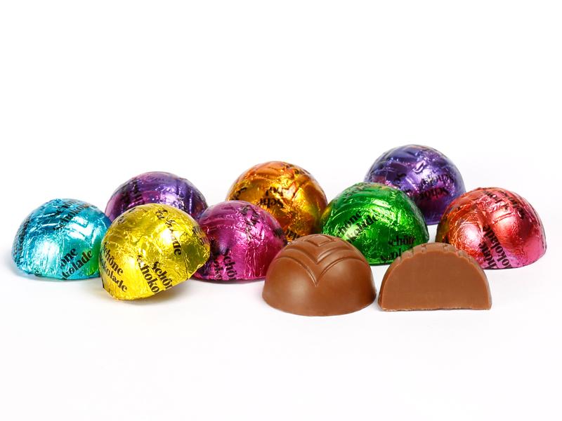 SCHÖNE SCHOKOLADE Çikolatin Sütlü Çikolata 1KG