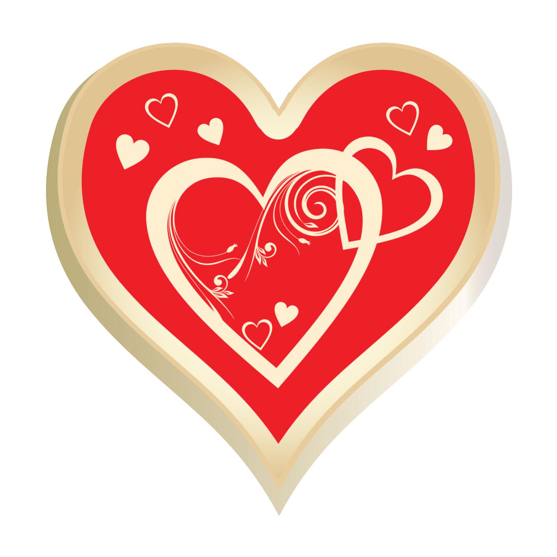 KORİNİTTA Dekor Çikolata (kalp)