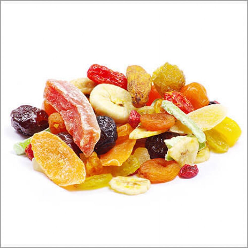 PASDO Kurutulmuş Meyve Şekerleme (Karışık) 1KG