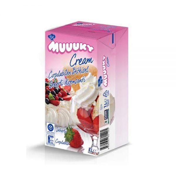 MUUKY Şekerli Sıvı Şanti 1 Kg