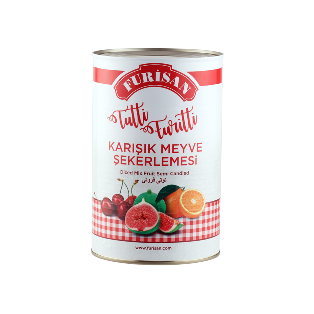 FURİSAN Tuttu Frutti Şekerleme 5 Kg
