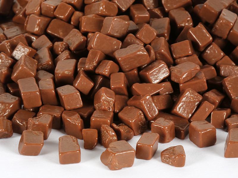 OVALETTE Parça Çikolata Sütlü No:2 1 KG