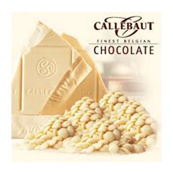 CALLEBAUT Beyaz Drop Çikolata W2 0.5 KG