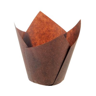 BENS Tulip Kek Kalıpları (200 adet 110/35mm)