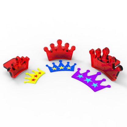 Kraliçe Kesici & Transfer Set 3'lü