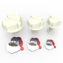 Noel Baba 3'lü Büyük Boy Enjektörlü Kopat