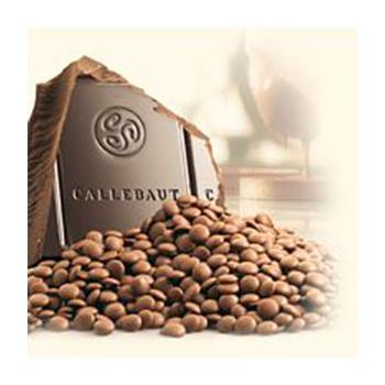 CALLEBAUT Sütlü Drop Çikolata 823 0.5 KG