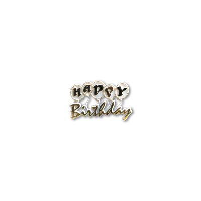 BENS Happy Birthday Plaket Balonlu
