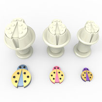 Uğur Böceği 3'lü Mini Enjektörlü Kopat