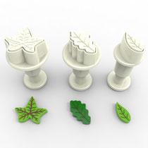 Yapraklar 3'lü Mini Enjektörlü Kopat
