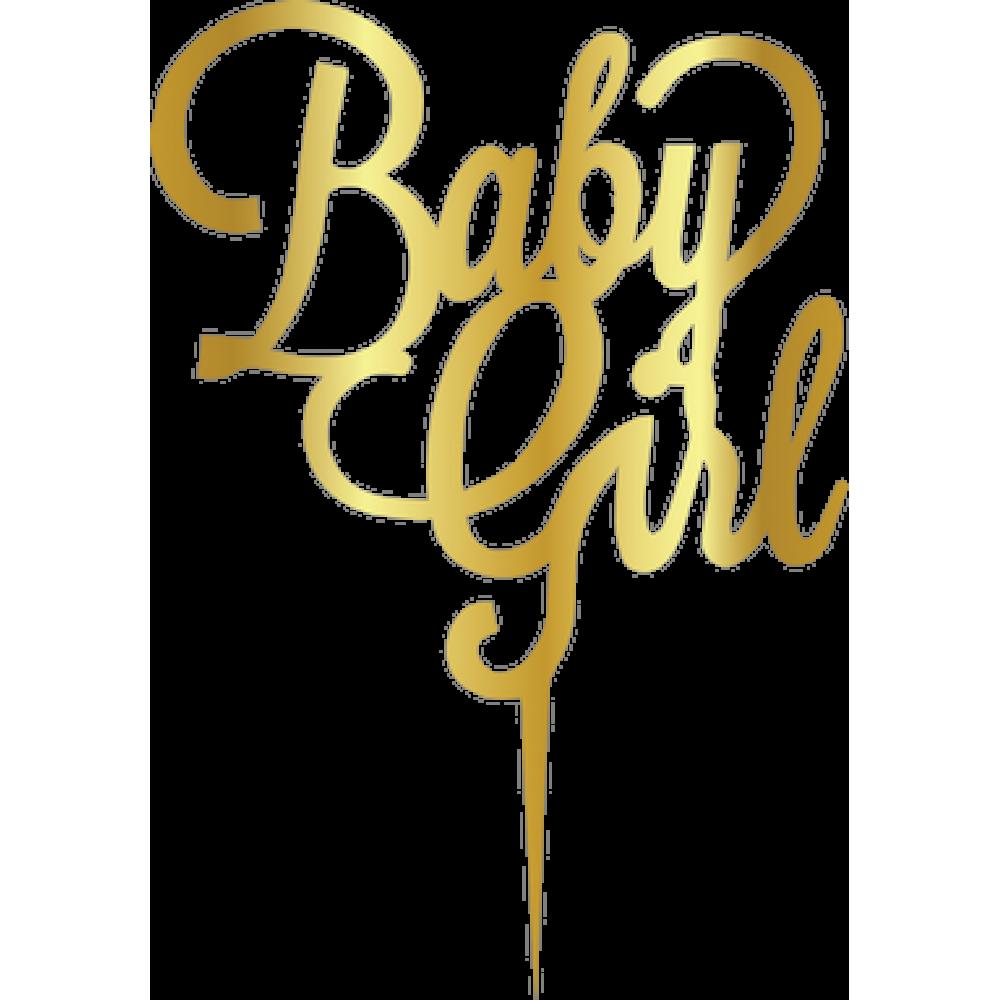 Baby Girl Altın
