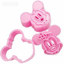 Mickey-Minnie Mouse Kurabiye Kalıbı