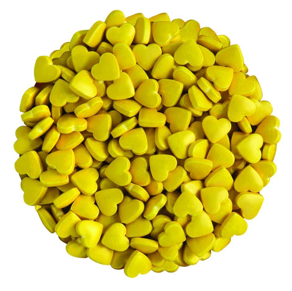 DR GUSTO Küçük Altın Kalp Şeker 45 gr