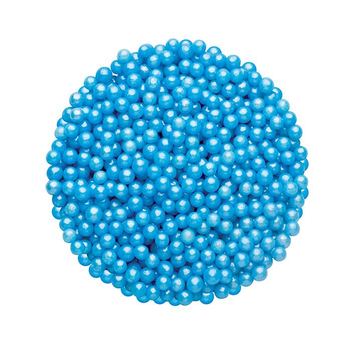 DR GUSTO 4 mm Mavi Boncuk Şeker 90 gr