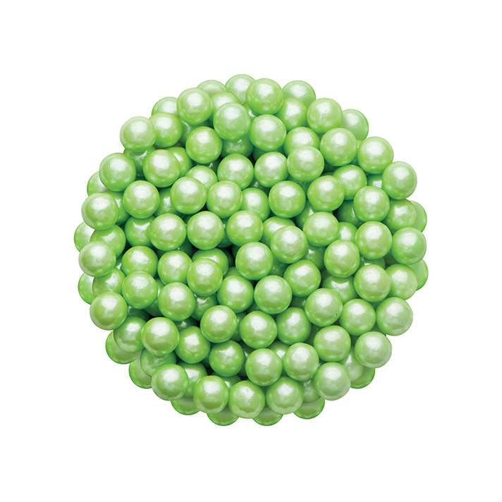 DR GUSTO 8 mm Yeşil Boncuk Şeker 90 gr