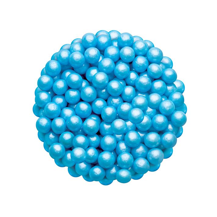 DR GUSTO 8 mm Mavi Boncuk Şeker 90 gr